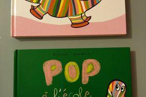 Livres de POP le dinosaure - L'école des loisirs