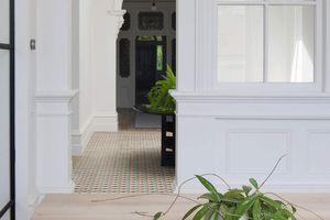 La rénovation d'une maison victorienne en Australie