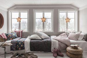 Un coin détente pour l'hiver