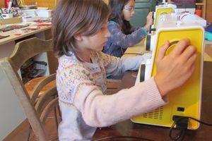 Atelier enfant du calendrier de l'Avent