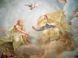 Jean Messager de la Lumière : La Sainte Trinité.