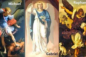 29 Septembre : Nous Fêtons les Saints Archanges : St. Gabriel, St. Michel, et  St. Raphael !!!