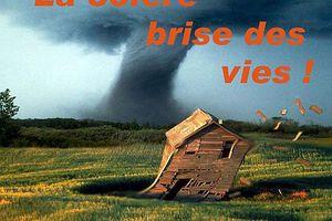 Enseignement Sur La Colère - 16 Février 2016 - Message Père Melvin