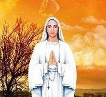 4269Message de Notre Dame d'Anguerra-Bahia-Pedro Régis- 2702 2016 -Vous vivez dans le Temps des Douleurs...