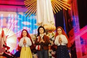 Message du Bienheureux François Marto - Jacarei 8 Mai 2016 - Fête anticipée du 99eme Anniversaire des Apparitions de Fatima