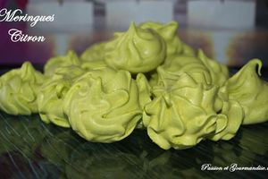 Meringue Citron