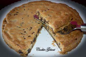 Cookie Géant au Beurre salé