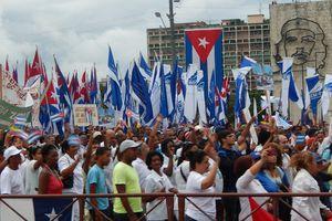 Impression de retour d'un voyage militant à Cuba