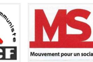 Déclaration commune PRCF /MS21