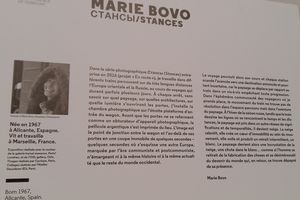 Marie Bovo. Rencontres de la photographie Arles 2017