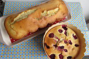 Mon gâteau du dimanche en fin d'après-midi...