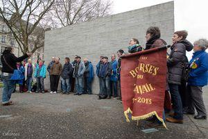 Marche de mémoire sur les pas du mouvement ouvrier nantais