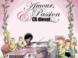 Fabcaro, James & BenGrrr - Amour, Passion et CX diesel (2011-2014)