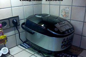 "Multicuiseur 21850-56 "" Cook@Home"" Russell Hobbs"