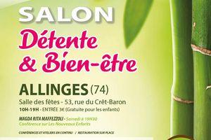 SALON Thérapeutes ZEN en Haute Savoie