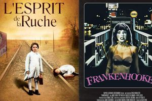 BON CHIC MAUVAIS GENRE #68: SPARE PARTS (Frankenstein Revisited)