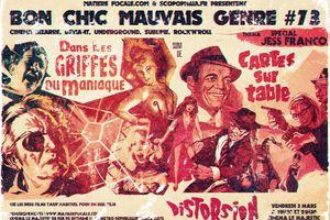 BON CHIC MAUVAIS GENRE #73: Franco Fait Carrière (spécial Jess Franco)