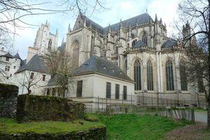 La cathédrale Saint-Pierre Saint-Paul de Nantes