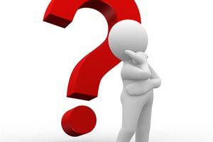 Le top 5 des questions les plus posées...