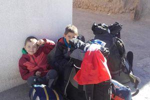 5h de Putre à La Paz ( ou presque...)