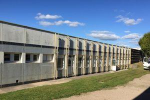 Des travaux d'isolation sur le bâtiment Ateliers