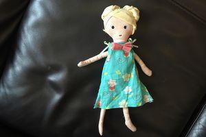 DIY Tenter de coudre une poupée de chiffon...
