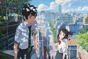 Your name, le film d'animation déjà culte