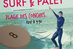 Grand tournoi surf & palet