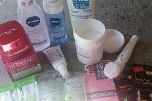 Ma routine soins du visage