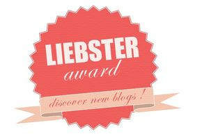 Ma nomination aux Liebster Awards