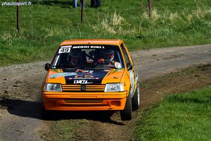 Rallye de Vervins 2015 : Résumé et vidéos