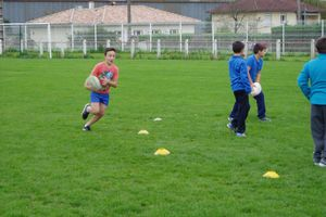 SUITE INITIATION RUGBY 6ème/CM2
