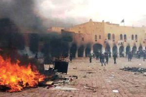 L'Algérie dans la tourmente