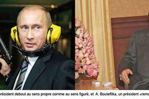 L'Algérie dans l'attente d'un Poutine