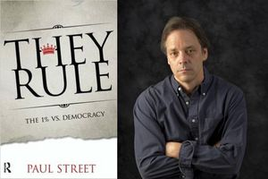Dr. Paul Street: «The United States' political order is a corporate and financial plutocracy»