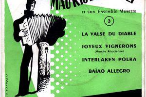 Maurice Vittenet et son ensemble musette - la valse du diable