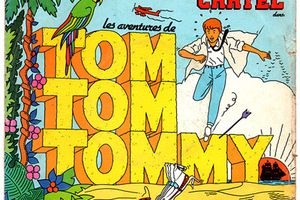 Philippe Chatel - Tom Tom Tommy / Caraïbes - 1982