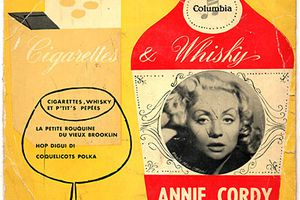 Annie Cordy - Cigarettes & whisky - 1957