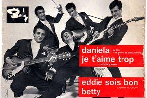 Les Chaussettes Noires avec Eddy Mitchell - Daniela EP