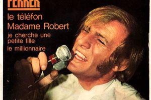 Nino Ferrer accompagné par la bande à Ferrer - Le telefon EP