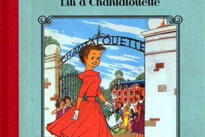Lili - La collection (Hachette) N°1 : Lili à Chantalouette