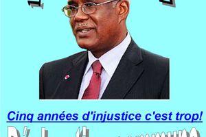 5ième anniversaire de l'arrestation de Marafa Hamidou Yaya: Déclaration  du Collectif d'Associations et Amis de Marafa.