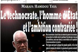 « Président de la République,  j'engagerais notre pays sur l'objectif du BIEN-ÊTRE, fixé sur l'horizon 2035. Plus endogène et territorialisée»       Interview accordée par Marafa Hamidou Yaya au journal GERMINAL N°108 du 10 juillet 2017.