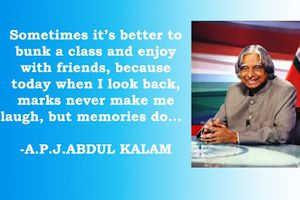 Abdul Kalam - English - 3 Quotes