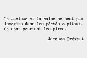 Jacques Prévert - 14 Citations et 2 poèmes