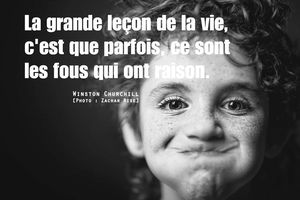 Winston Churchill - 10 Citations