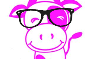La vache rose mène l'enquête... - La vache rose
