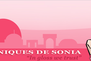 In gloss we trust - Quote of the day... yesterday