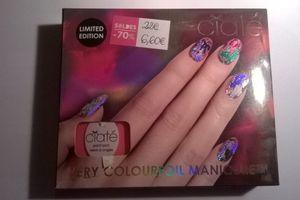Kit Ciaté Very Colorfoil Manicure
