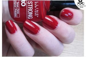 Rouge profond - Maybelline